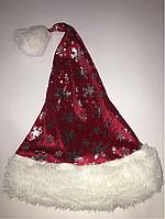 Шапка Дед мороза
