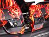 Monorim M1Robot Ninebot mini 10,5 дюймов (Music Edition) Fire (Огонь), фото 6