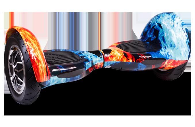 Smart Balance U8 - 10 дюймов Fire and Ice (Огонь и Лёд)