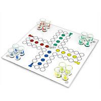 Алко настольная игра Drinking ludo