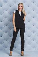 Костюм женский жилет+брюки