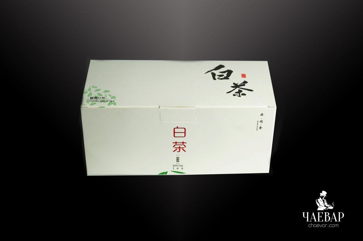 Белый чай - Бай Му Дань и Шоу Мэй
