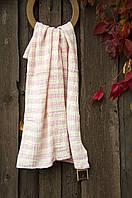 Плед-накидка Barine 77х82 - Stripe Muslin pembe розовый