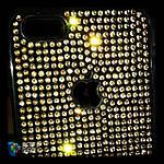 Чехлы со стразами на iphone 4\4s 5\5s 6, 6plus
