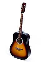 Акустическая гитара TREMBITA EAGLE E-2 SUN BURST