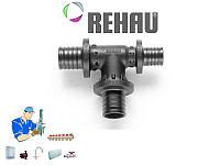 Тройник RAUTITAN Rehau для систем отопления и водоснабжения