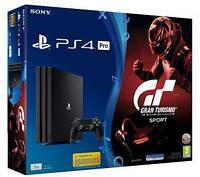 Sony PlayStation 4 Pro + Gran Turismo Sport