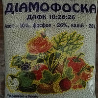 Диаммофоска 3 кг пакет ДАФК 10:26:26 п-во Россия
