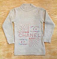 Модный детский свитер Chanel