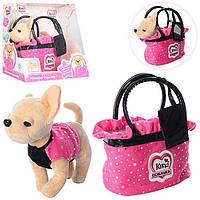 Собачка Кикки в сумочке аналог Chi Chi Love M 3651 RU