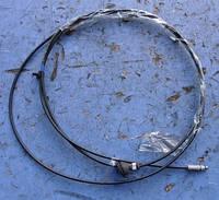 Трос капотаLexusRX 2003-20095363048030