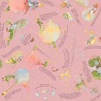 Ткань мебельная Kanzas Petit Prince (габардин/детский)