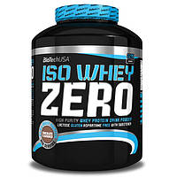 Изолят сывороточного протеина BioTech Iso Whey Zero (88%) | 2.27 кг