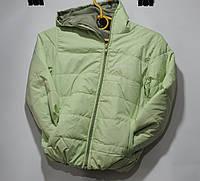 Куртка детская Columbia мятная
