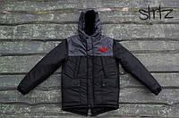Куртка зимняя, парка мужская Adidas originals