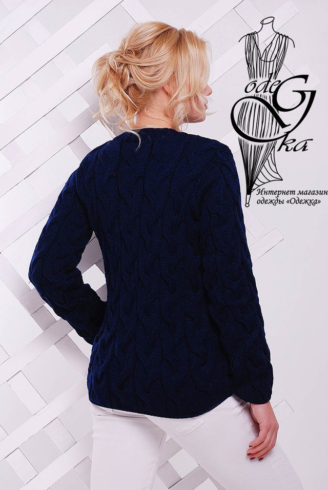 Фото-1 Зимних теплых свитеров Роксана-3