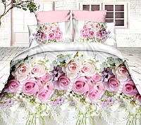 Ткань для постельного белья Полисатин 135 SP135-1827 (60м)
