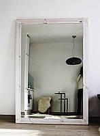 "Зеркало лофт напольное  ""Аллюр"" 160х90х4см,  (любой размер),  дерево"