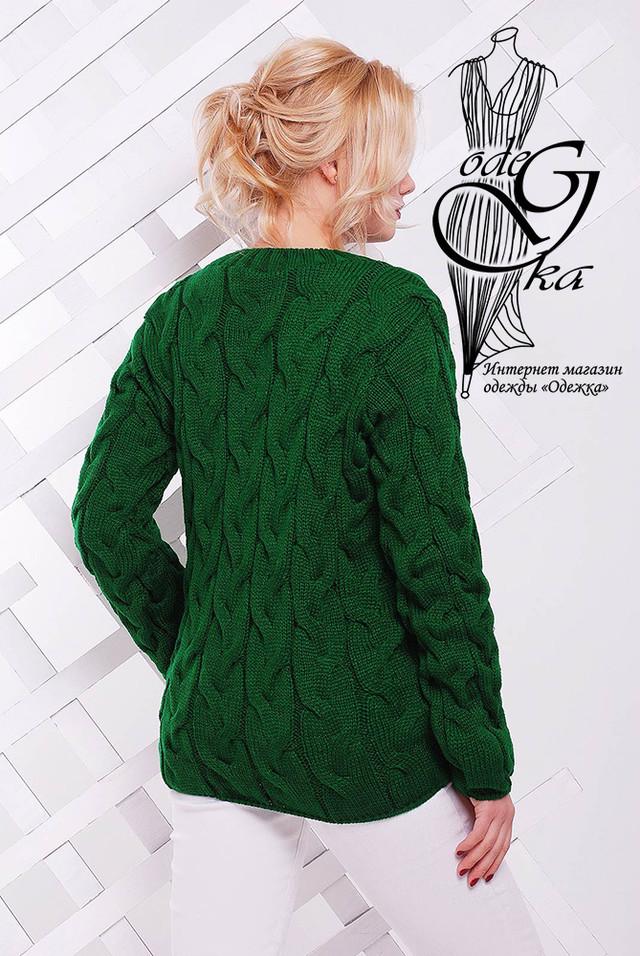 Фото-1 Зимних теплых свитеров Роксана-5