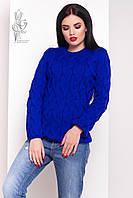 Зимние теплые свитера Роксана-7