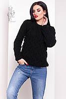 Зимние теплые свитера Роксана-9