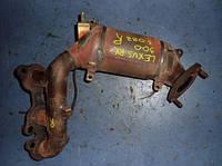 Коллектор выпускной с катализатором правыйLexusRX 300 3.0 V6 24V2003-20092505120040, R20040 (мото 1MZ-FE)