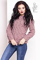 Зимние теплые свитера Роксана-13