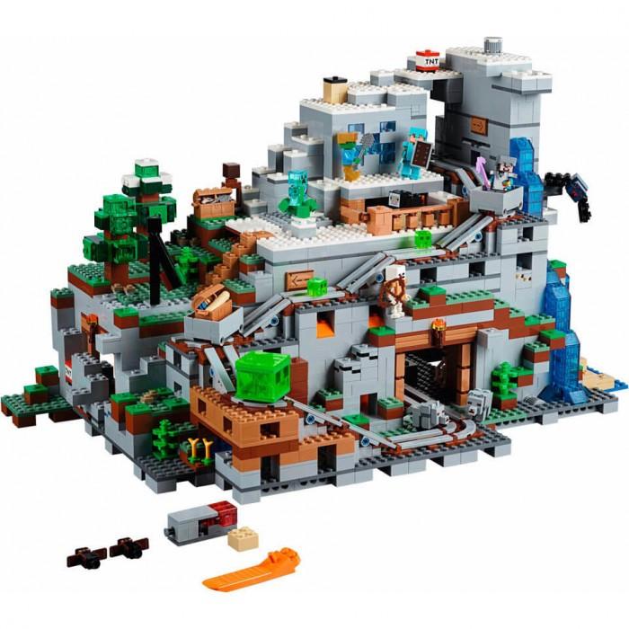 Лего майнкрафт горная пещера купить украина