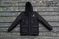 Куртка зимняя, парка мужская Jordan