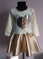 Детское нарядное платье (92-128 см)— купить дешево от производителя оптом в одессе со склада 7км