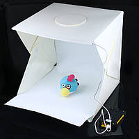 Портативный складной lightbox лайткуб фотостудия IP Sams DSLR