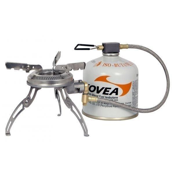 Газовая горелка выносная туристическая Kovea Dual Flame KGB-1302