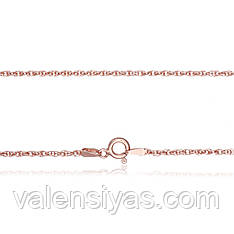 Серебряная цепь 802А 3/50