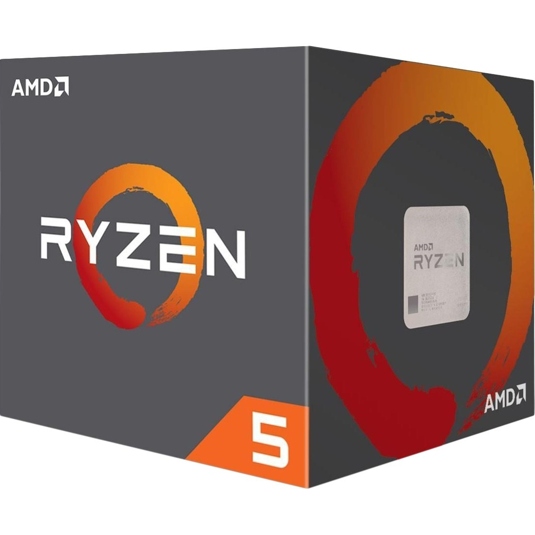 "Процессор AMD Ryzen 5 1600 3.2Ghz AM4 BOX ""Over-Stock"""