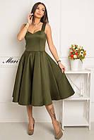Платье  (42-44) —неопрен  от компании Discounter.top