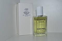 Chanel Platinum Egoiste 100 ml тестер, фото 3