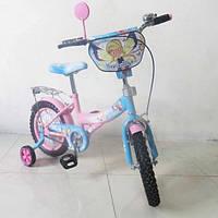 """Велосипед TILLY Волшебница 14"""""""