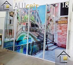 Фасады (двери) купе фотопечать , фото 3