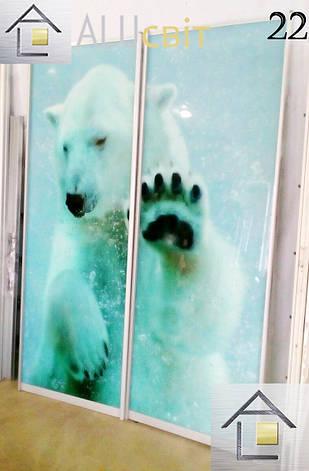 Фасады (двери) купе фотопечать , фото 2