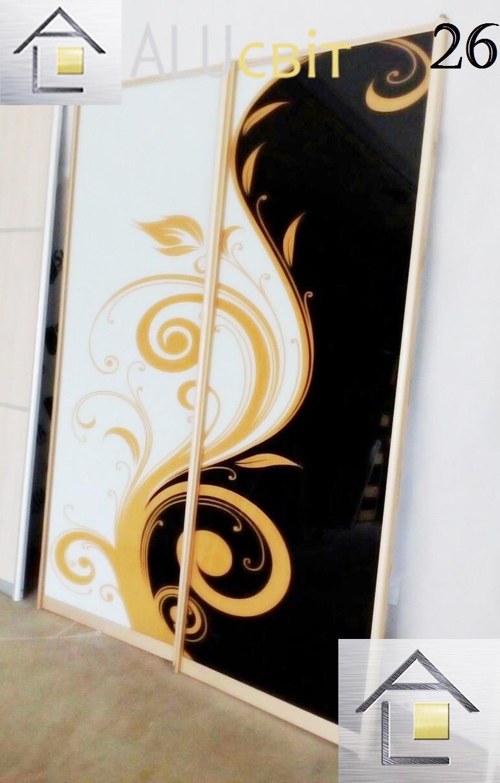Фасади (двері) купе фотодрук