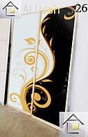 Фасады (двери) купе фотопечать