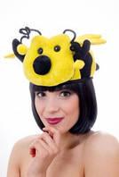 Шапка карнавальная  Пчелка