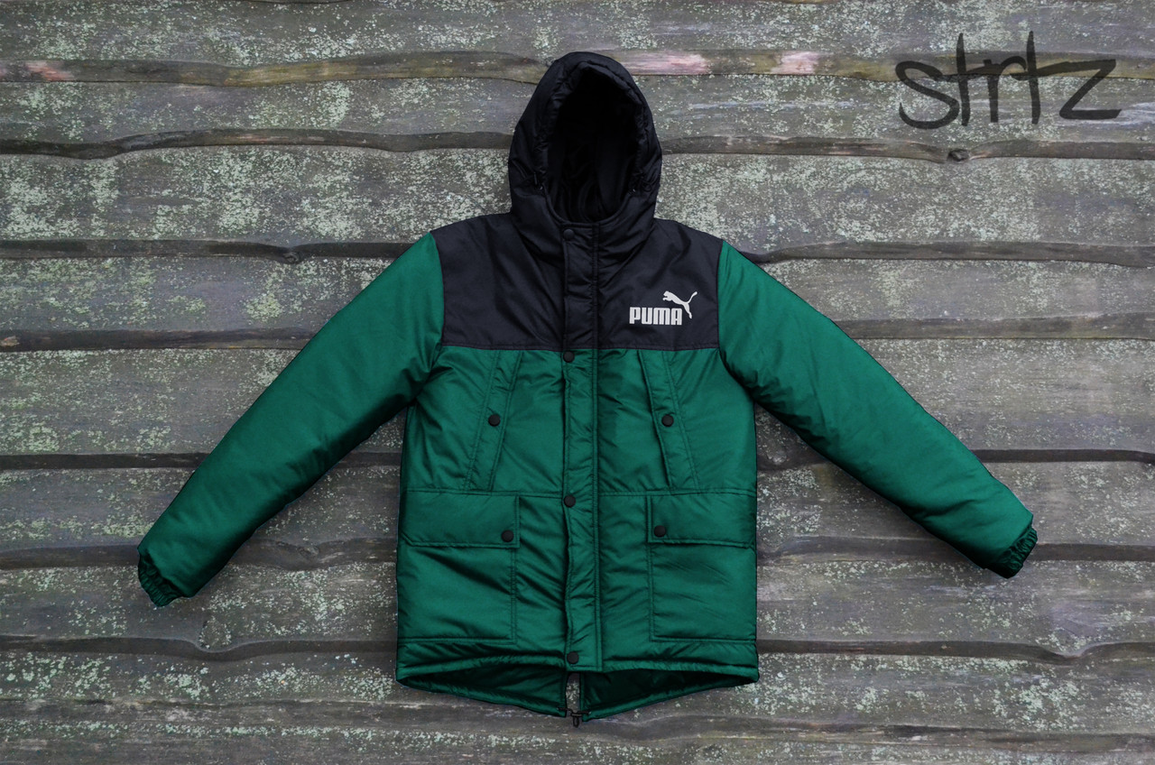 Куртка зимняя, парка мужская Puma - Shopni.com.ua - совершать покупки легко bf859f35948