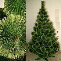 Сосна искусственная 2,2м Распушенная, новогодняя елка, сосна на новый год, искуственная ёлка