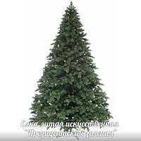 Ёлка, ель искусственная литая 1.8м Президентская (зелёная), новогодняя елка, сосна на новый год, искуственная ёлка
