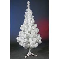 Ёлка, ель искусственная 2.2 м белая, новогодняя елка, сосна на новый год, искуственная ёлка