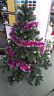 Ёлка, ель искусственная литая 1.8м Буковельская, новогодняя елка, сосна на новый год, искуственная ёлка