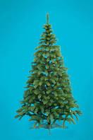 Ёлка, ель искусственная литая 2.1м Буковельская, новогодняя елка, сосна на новый год, искуственная ёлка