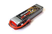 Аккумулятор Dinogy G2.0 Li-Pol 5000mAh 11.1V 3S 70C 29x48x165мм T-Plug, фото 1