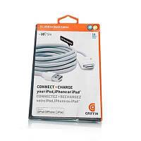 USB кабель Griffin для iPhone 4/4s усиленный  1м.